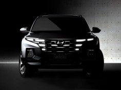 New Hyundai Santa Cruz: preview design renders