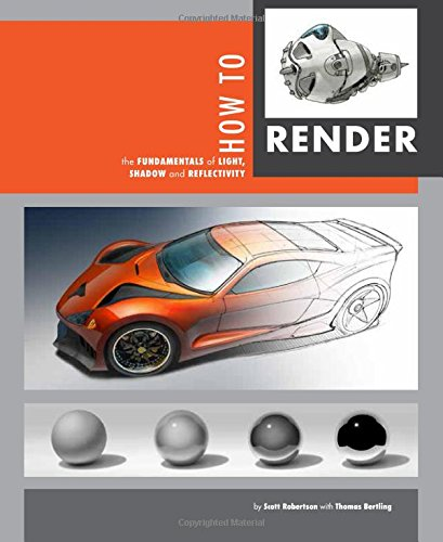 How to Render by Scott Robertson